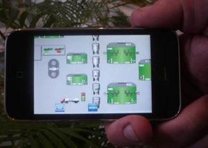 2007 PlanET Steuerungstechnik über Smartphone