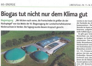 Aktuell - Land und Forst 14032019