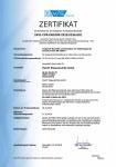 DVS Zertifikat - PlanET Biogastechnik