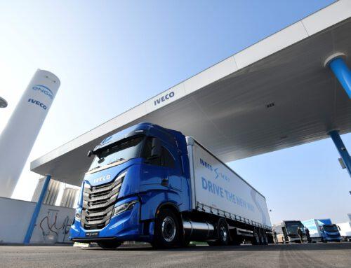 Gas-LKW: Bundestag verlängert Mautbefreiung bis 2023