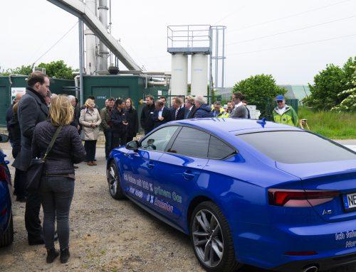 Biogas für saubere Mobilität – Bio-CNG Infotag 2019