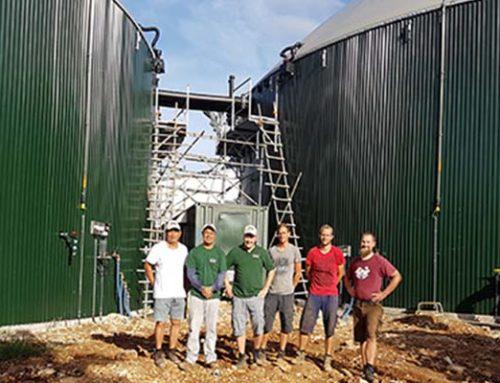 PlanET Biogasanlage auf den Philippinen nimmt Betrieb auf