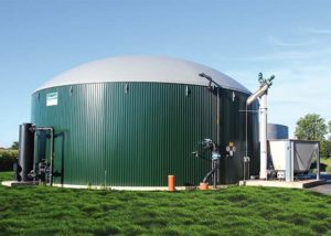 PlanET Biogasanlage Bramert